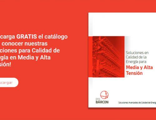 Catálogo – Soluciones para Calidad de Energía en Media y Alta Tensión