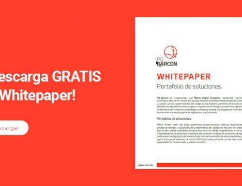 Whitepaper – Portafolio de soluciones