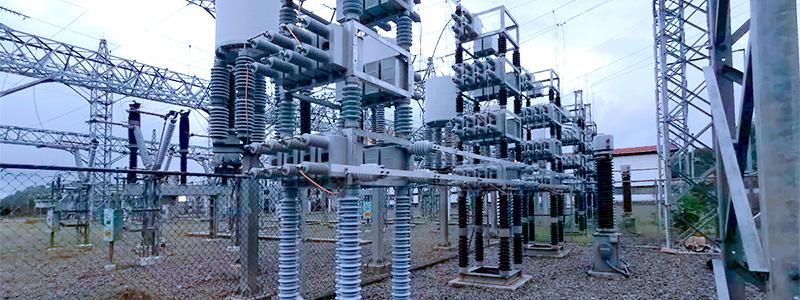 imagen de bancos de capacitores